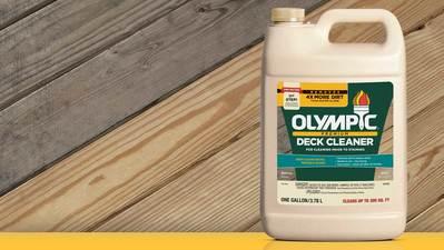 Nettoyez votre terrasse en bois de façon abordable pour avoir une teinture remarquable