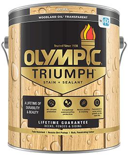 TRIUMPH™ Woodland Oil™